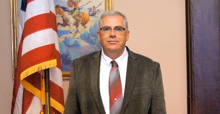 Robert Purtell, incumbent candidate for district 9 legislator