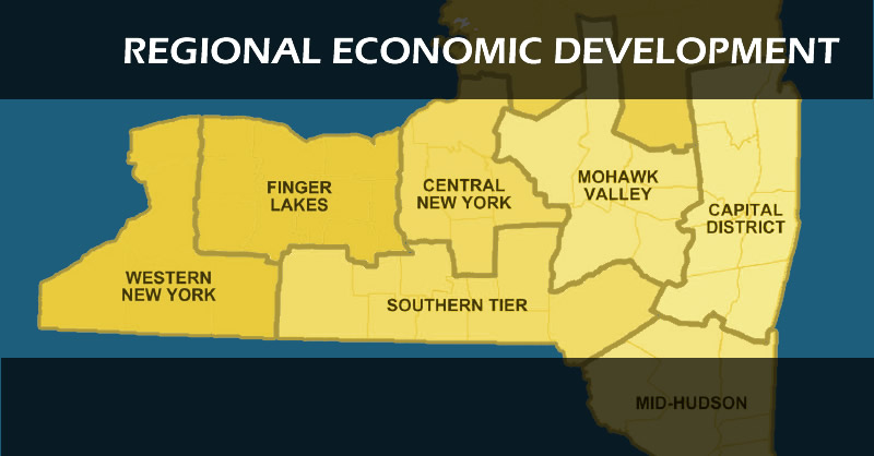 Amsterdam, Gloversville, Canajoharie, receive Restore NY grants