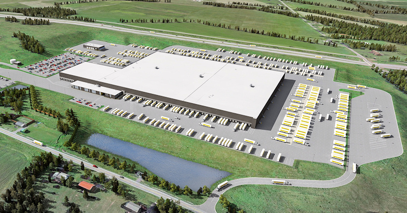 Dollar General plans distribution center in Town of Florida