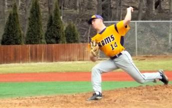 AHS pitcher Dale Stanavich