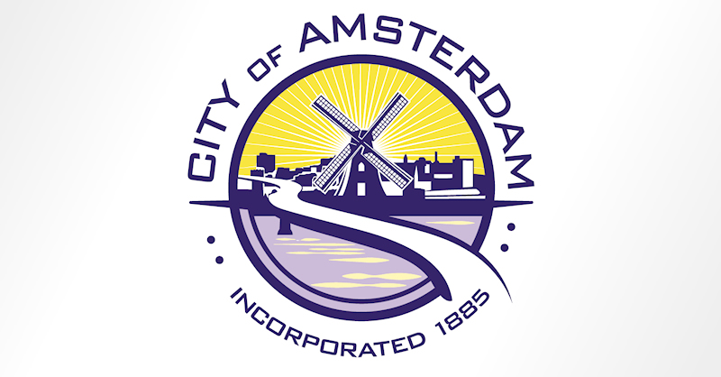 New logo for City of Amsterdam unveiled