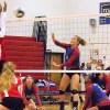 Lady Patriots volleyball advance to Class B semi-finals