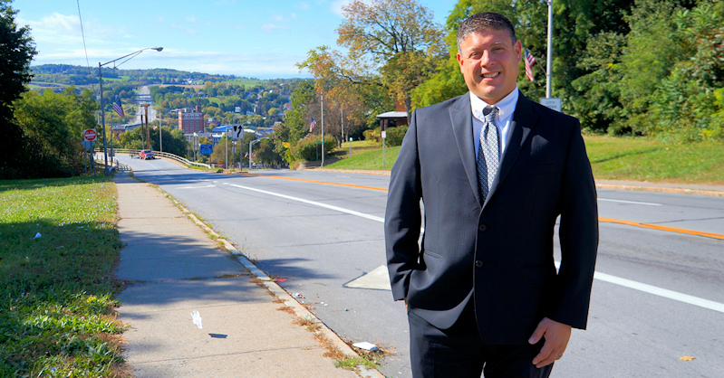 Jim Glorioso, candidate for second ward alderman