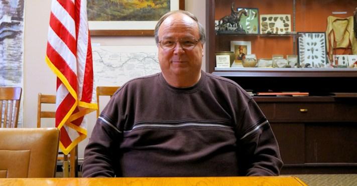 Rodney Wojnar, candidate for fourth ward alderman
