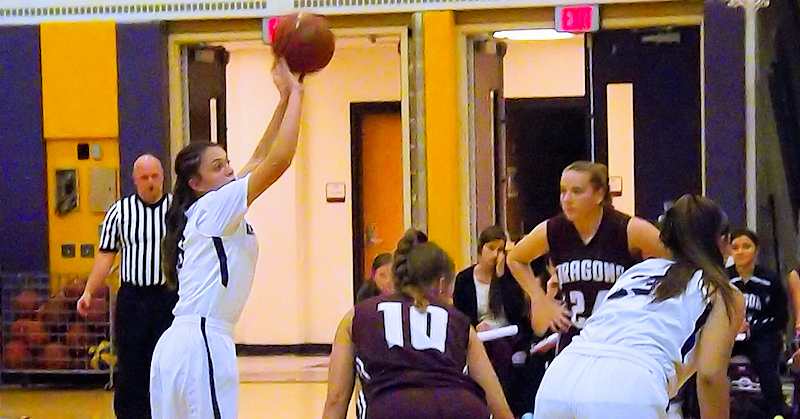 Freshmen make their mark in AHS girls basketball win over Gloversville
