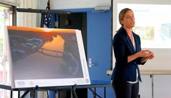 Stacy Kaplowitz, vice president at KCG Development