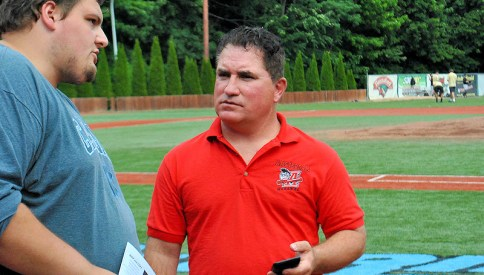 President and General Manager Brian Spagnola