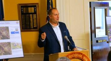 County Executive Matt Ossenfort