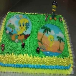 Cartoon Cake 2