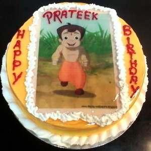 Photo Printed Cake