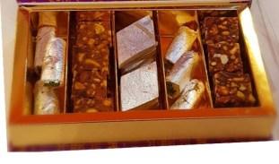 Diwali sweets in Dubai