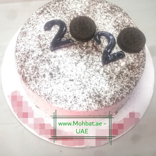 New Year Cake Delivery in Dubai