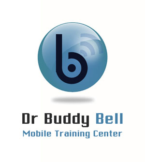 Buddy Bell Mobile Training Center Logo