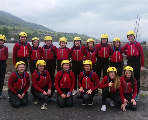 Transition Year Carlingford May 2017