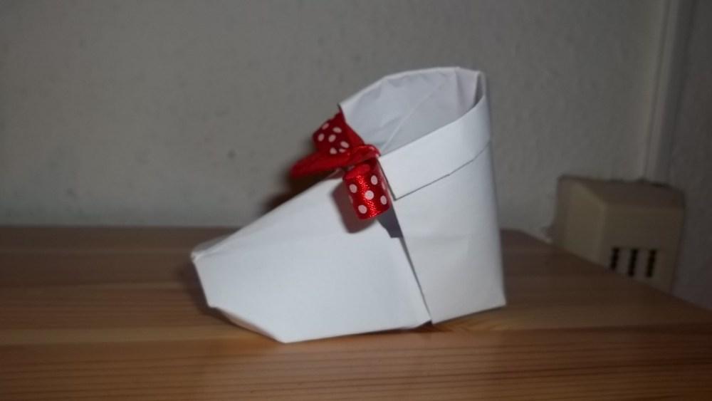 Soo sweet... Baby Shoe... (3/3)