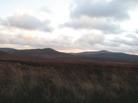 Wicklow Mountain National Park
