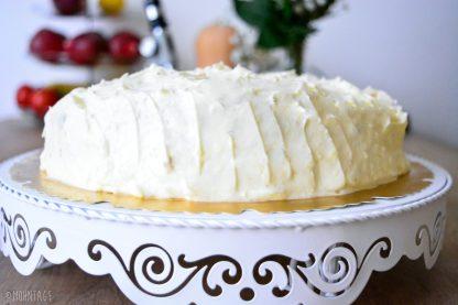 Rueblitorte Creamcheesefrosting