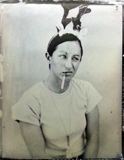 Combat Tintype Untitled