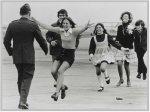 Sal Veder, Burst of Joy, Travis Air Force Base, California, March 17, 1973. Tonnemacher Family Collection © Associated Press