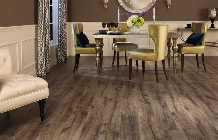 cleaning your laminate flooring