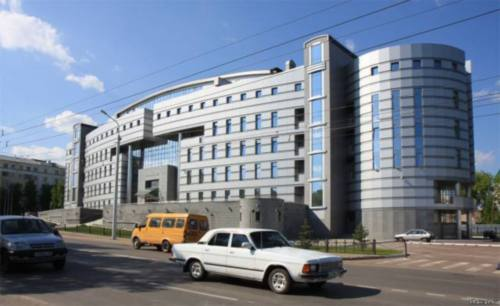 здание пфр Башкирии