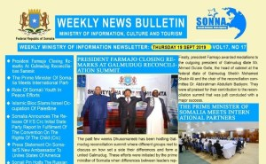 Weekly News Bulletin Vol 17
