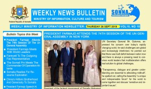 Weekly News Bulletin Vol 18