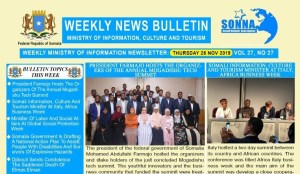 Weekly News Bulletin Vol 27