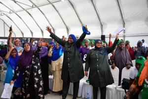 Somalia marks International Women's Day