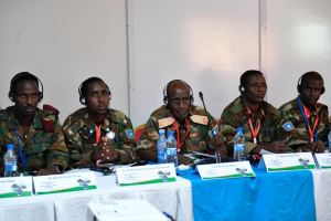 African Union Congratulates Somali National Army on their 60th Anniversary