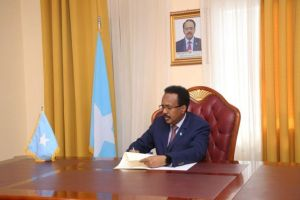 President Farmajo appoints Infantry,Navy force commanders