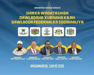 Federal Member States' forum concludes in Dhusamareb town
