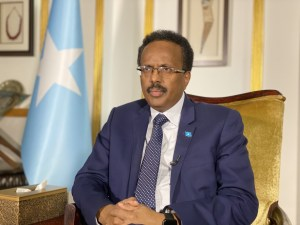 President Farmajo welcomes vote of no confidence passed by Parliament