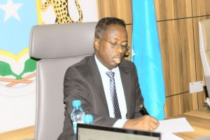 Somalia Information Minister launches training for tourism operates+pics
