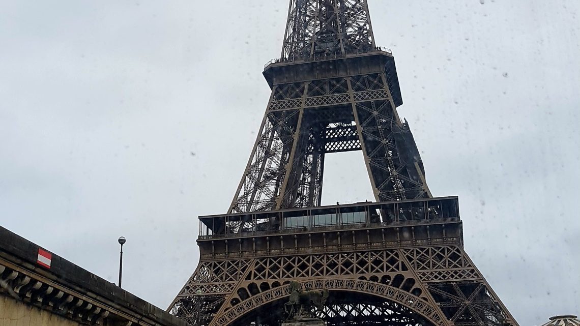 Notre week-end à Paris, novembre 2017
