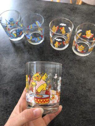 verres enfants