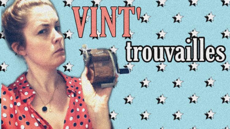 Bureau Tour (brocante, recup', déco vintage…) l moicestclo (VIDEO)
