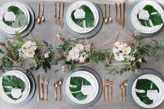 http://www.thebohemianwedding.com/blog/2016/11/8/14-geometric-wedding-table-decor-ideas