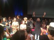 Ghaywan receiving standing ovation