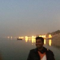 Director in a blur.