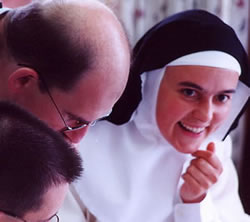 Religieuse dominicaine