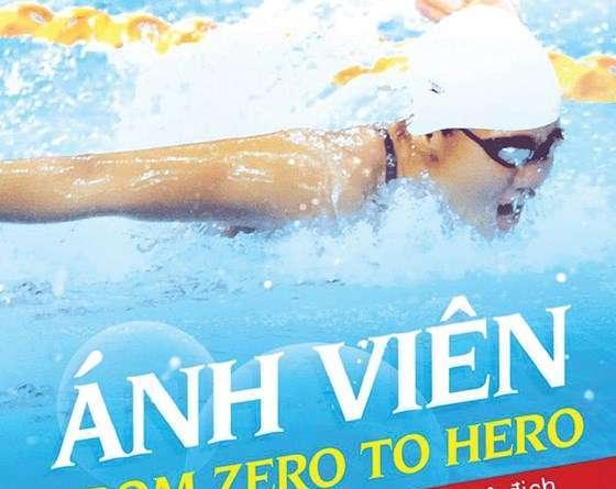 Ra mắt sách về Ánh Viên và bơi lội Việt Nam