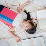 Nhà có nhiều sách, trẻ em sẽ sở hữu những kỹ năng quan trọng