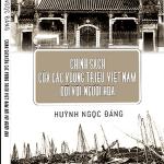Chính sách của các vương triều Việt Nam đối với người Hoa