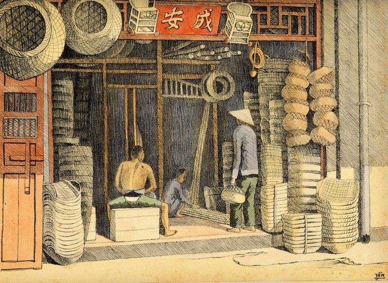 cuộc sống người Việt vào thập niên 1930