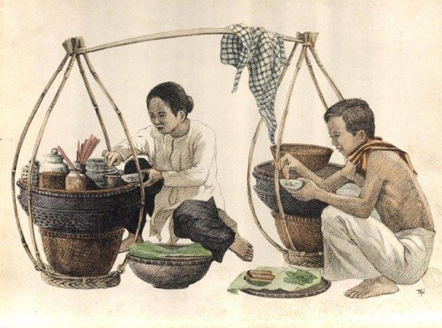 Sài Gòn xưa: Những món ngon tuyệt vời của ký ức
