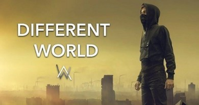 Different World – Alan Walker – feat. Sofia Carson, K-391 & CORSAK