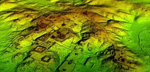 61.000 kiến trúc bị rừng che phủ tiết lộ gì về nền văn minh Maya cổ đại?