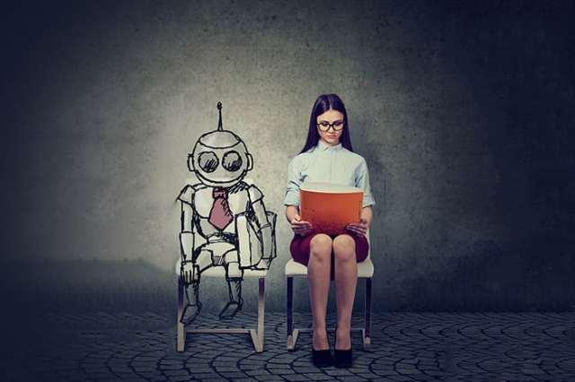 Đôi khi em cần có một robot bên cạnh