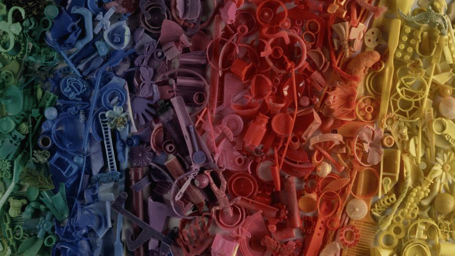 Rác thải và nghệ thuật